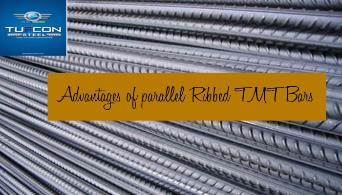 Advantages of parallel Ribbed TMT Bars
